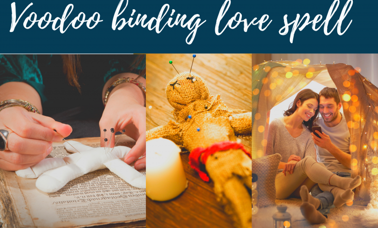 voodoo binding love spell