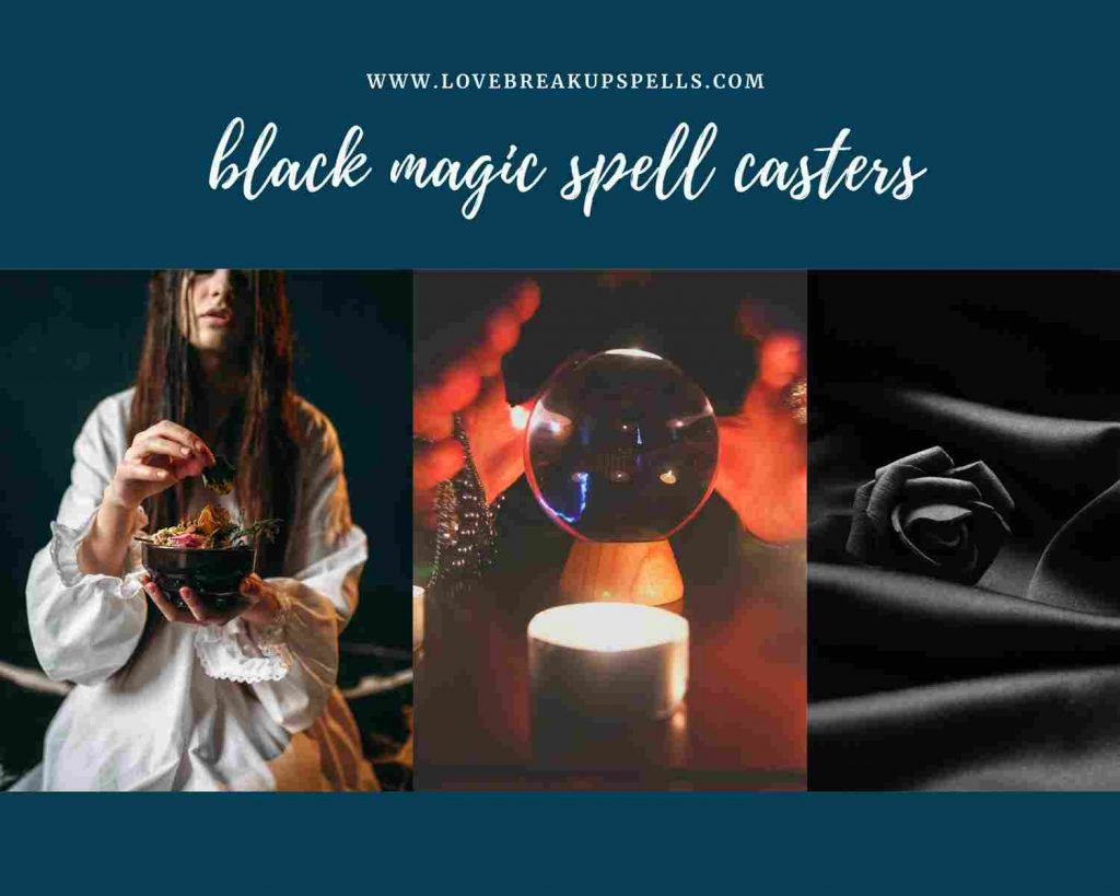 black magic spell casters