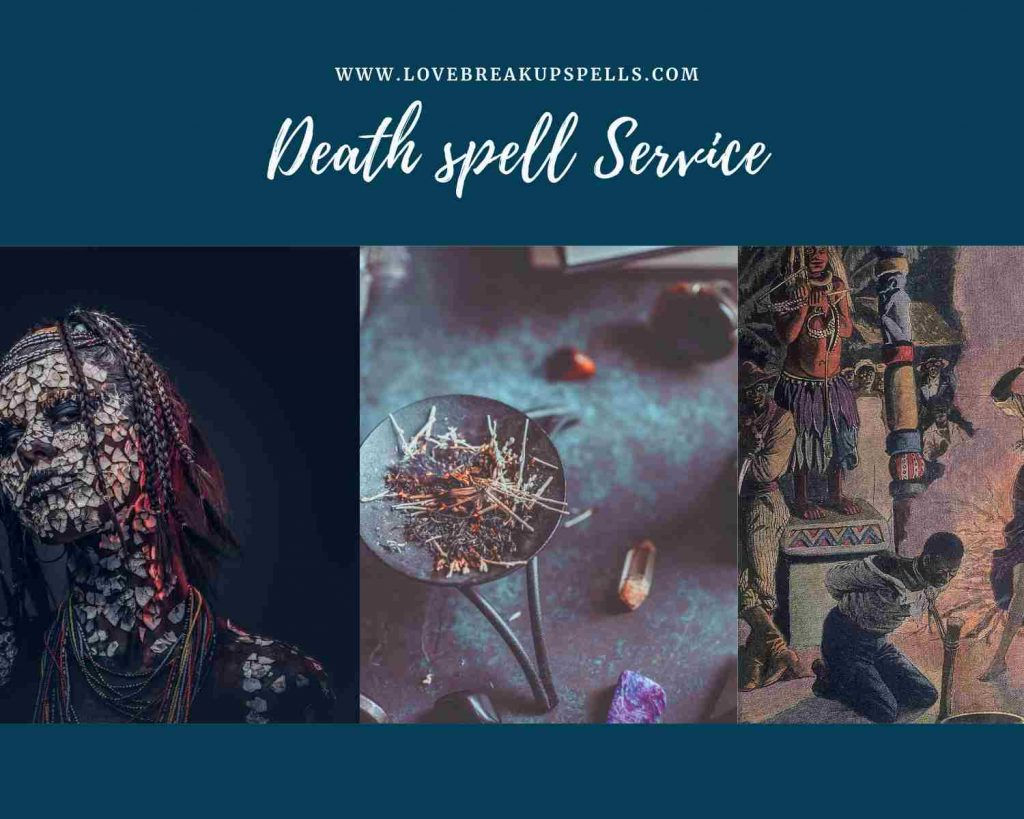 death spell service