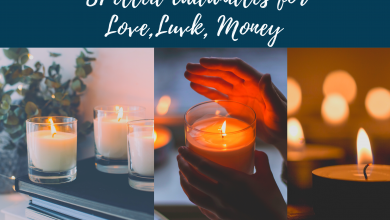 Photo of top attraction love spell energy money Ritual candles& how to use them